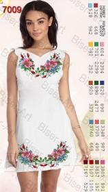 Заготовка женского льняного платья для вышивки бисером Biser-Art Bis7009 - 400.00грн.
