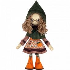 Набор для шитья интерьерной каркасной куклы Шарлотта KUKLA NOVA К1064