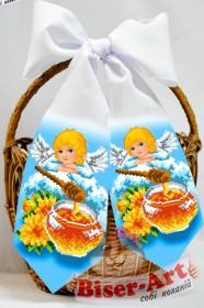 Бант для вышивки бисером Медовый Спас Biser-Art В24061 - 50.00грн.