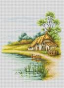 Набор для вышивки крестом Пейзаж