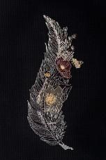 Набор для вышивки крестом Перо 2 Абрис Арт АН-078