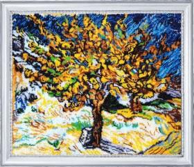 Набор для вышивки бисером Тутовое дерево (по мотивам Ван Гога)