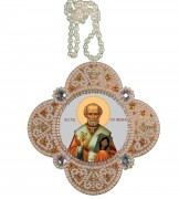 Набор для изготовления подвески Св. Николай Чудотворец