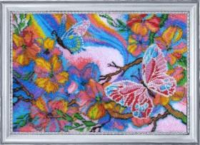 Набор для вышивки бисером Сказочные бабочки Баттерфляй (Butterfly) 116Б - 564.00грн.