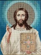 Набор для вышивки крестом Иисус Христос