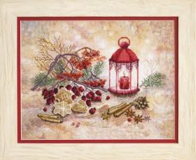 Набор для частичной вышивки крестом Свет чудес Чарiвна мить (Чаривна мить) РК-128 - 355.00грн.