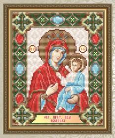 Набор для выкладки алмазной мозаикой Богородица Иверская Art Solo АТ5019 - 248.00грн.