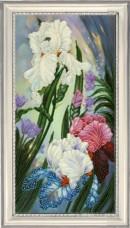 Набор для вышивки бисером Вальс цветов 1 Баттерфляй (Butterfly) 297Б