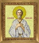 Набор для вышивки ювелирным бисером Св. Алексий