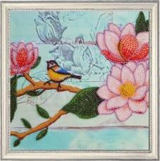 Набор для вышивки бисером Ветвь магнолии 2 Баттерфляй (Butterfly) 164Б