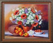 Набор для вышивки бисером Фруктово - цветочный пунш