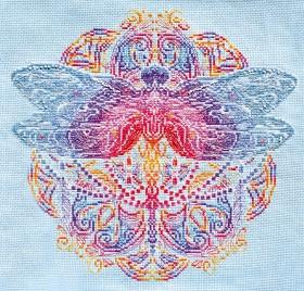 Набор для вышивки крестом Летней дорогой Абрис Арт АН-144 - 365.00грн.