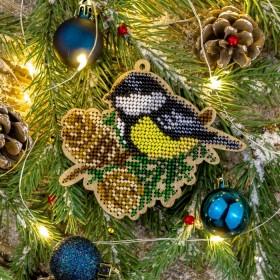 Набор для вышивки бисером по дереву FLK-380 Волшебная страна FLK-380 - 128.00грн.