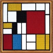 Набор для вышивки бисером Геометрия