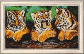 Набор для вышивки бисером Три тигренка Баттерфляй (Butterfly) 655Б - 621.00грн.