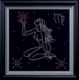 Набор для вышивки бисером Дева Магия канвы БГ-009 МК - 102.00грн.