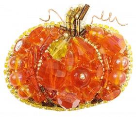 Набір для виготовлення броши Гарбузик Cristal Art БП-242 - 95.00грн.