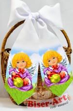 Бант для вышивки бисером На Праздник Спаса Biser-Art В24057