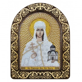 Набор для вышивки икон в рамке-киоте Св. Равноап. Ольга Княгиня Киевская