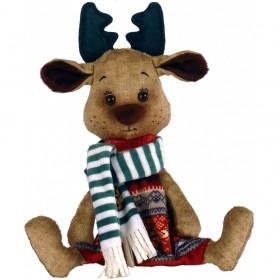 Набор для шитья мягкой игрушки Лосик