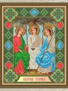 Набор для выкладки алмазной мозаикой Святая Троица