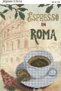 Схема для вышивки бисером на габардине Эспрессо в Риме
