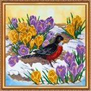 Набор для вышивки бисером Первоцвет