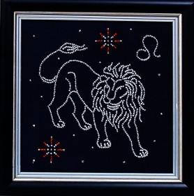 Набор для вышивки бисером Лев Магия канвы БГ-008 МК - 102.00грн.