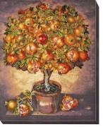 Набор для вышивки бисером Гранатовое дерево