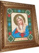 Набор для выкладки алмазной мозаикой Пресвятая Богородица Умиление