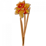 Набор для вышивки по дереву Нарцисс