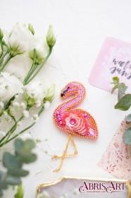 Набор для вышивки украшения Фламинго Абрис Арт AD-046 - 162.00грн.