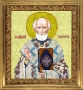 Набор для вышивки ювелирным бисером Св. Николай