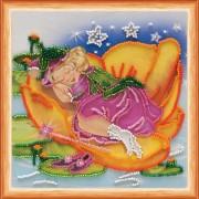 Набор для вышивки бисером Спящая фея