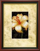 Набор для вышивки ювелирным бисером Лилия