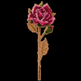 Набор для вышивки по дереву Роза Волшебная страна FLK-198 - 130.00грн.
