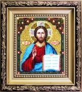 Набор для вышивки ювелирным бисером Господь Вседержитель