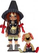 Набор для шитья куклы и мягкой игрушки Девочка с собачкой