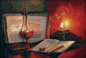 Набор для вышивки крестом Священное писание
