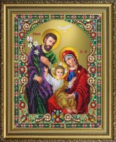 Набор для вышивки бисером Святое семейство Картины бисером Р-402 - 1 008.00грн.