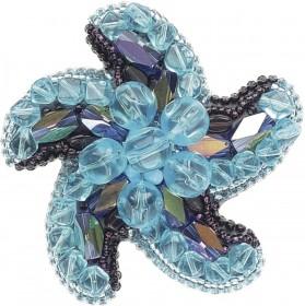 Набор для изготовления броши Звезда морей