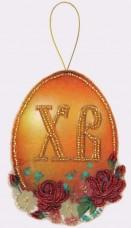 Набор для изготовления куклы из фетра для вышивки бисером Писанка Баттерфляй (Butterfly) F051