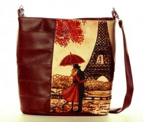 Сумка для вышивки бисером Париж Баттерфляй (Butterfly) LB 021 - 1 040.00грн.