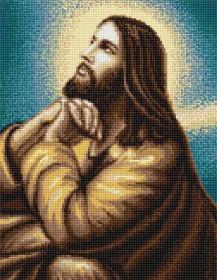 Набор для вышивки крестом Мольба Иисуса Luca-S В306 - 284.00грн.