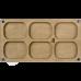 Органайзер для бисера многоярусный с крышкой FLZB-085 Волшебная страна FLZB-085