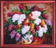 Набор для вышивки бисером Сиреневый букет (по картине Л. Афремова)