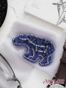 Набор для вышивки бисером украшения Большая Медведица