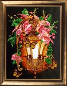 Набор для вышивки бисером Цветочный фонарь Баттерфляй (Butterfly) 130Б - 351.00грн.