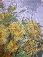 Схема вышивки бисером на атласе Иисус Юма ЮМА-51