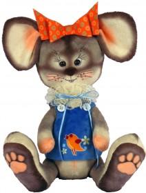 Набор для шитья мягкой игрушки Крыска